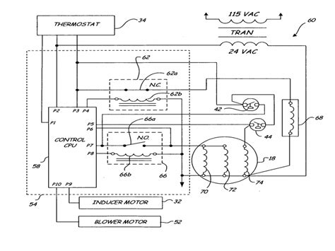 Modine Gas Heater Thermostat Wiring Diagram