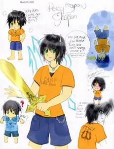 Percy Jackson Luke Anime   www.pixshark.com - Images ...