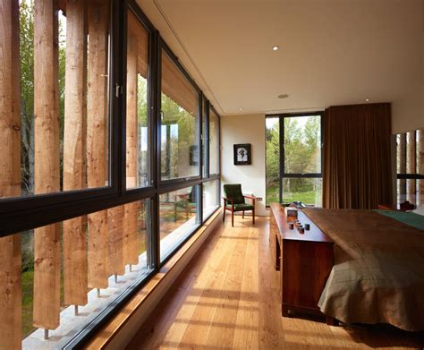 scottish country house incorporates ruins    mill idesignarch interior design