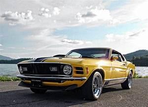 1970 Ford Mustang Mach 1 521 Stroker Super Cobra Jet - Muscle Car