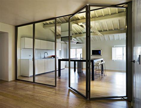 folding glass doors home design classic contemporary interior design light
