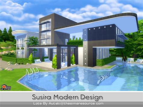 susira modern design the sims 4 catalog