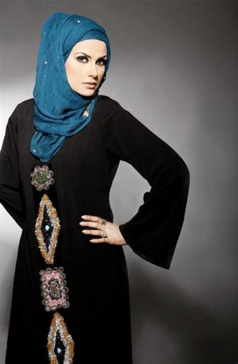 abaya turki emoo fashion saudi abaya collection 2012