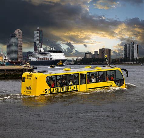 Splash Boat Rentals by Splashtours Exclusive Rental Sightseeing Rotterdam