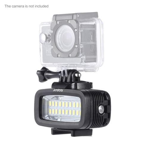 andoer high power lm diving video fill light led