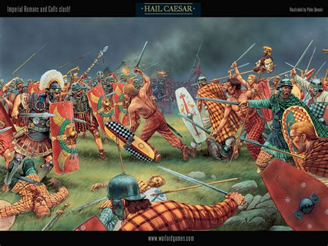 art  warlord imperial romans warlord games