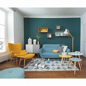 Gigogne Coffee Tables From Maisons Du Monde  Love The Colours In This Room