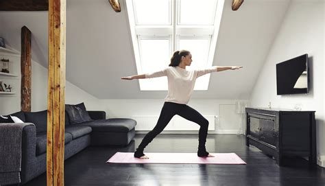 Yoga In Your Living Room? Dc's Ondemand App Offers In