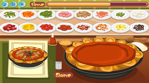 tessa cuisine tessa s pizza cooking android apps on play