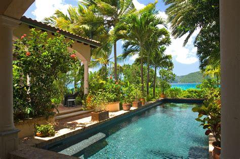 U S Virgin Islands Villa Vacation Rentals Peter Bay St John