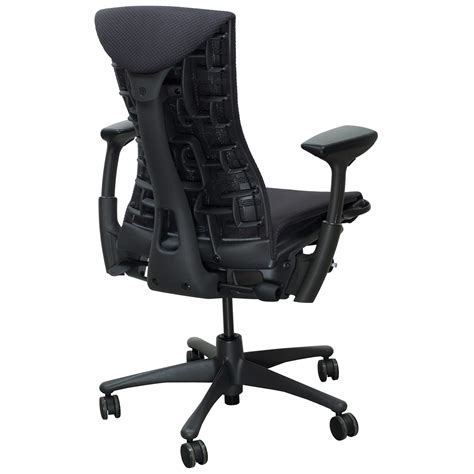 herman miller embody used task chair carbon balance