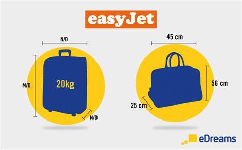 siege easyjet conseils pour votre bagage à easyjet