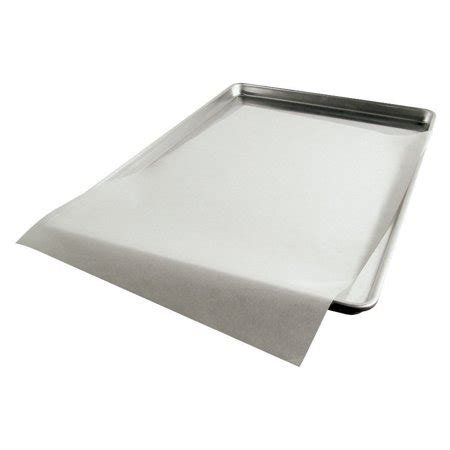 parchment paper pan baking sheet liner sheets quilon premium inch 1000 coated onsale case cake tbk jelly roll non walmart