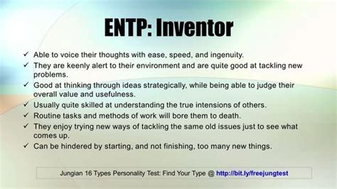 Personality Types, Watches And Type Test On Pinterest
