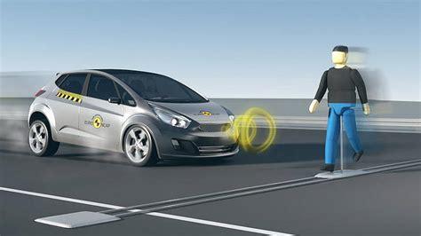test si e auto auto e pedone come sono cambiati i test euroncap l