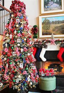 17, Stunning, Christmas, Tree, Decorating, Ideas, That, Are, Exceptionally, Inspiring, U2022, A, Brick, Home