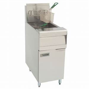 Frymaster Mj140 Liquid Propane Floor Fryer 30