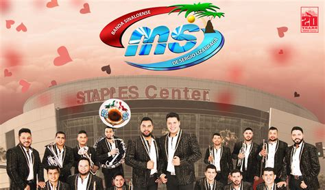 banda ms staples center