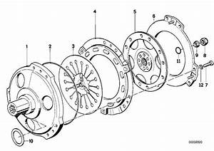2002 Bmw K1200rs Clutch Plate  Disc