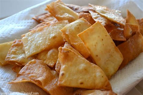recipes using tortilla chips homemade flour tortilla chips recipe mom on timeout