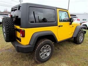 2015 Jeep Wrangler Rubicon Sport Utility 2