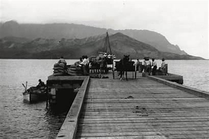 Hanalei Kauai Pier Hawaii Photograph North Angeles