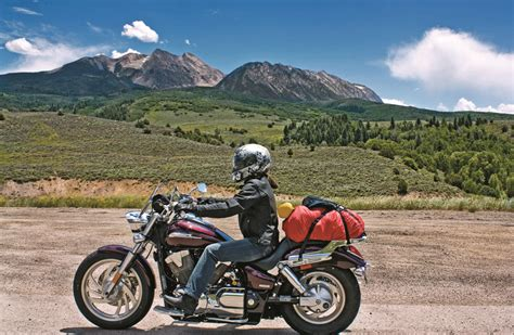 How to Plan a Motorcycle Trip