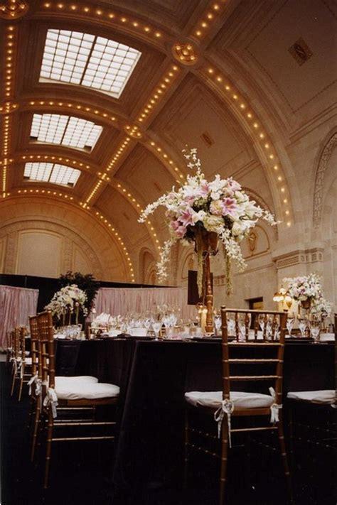 great hall  union station weddings