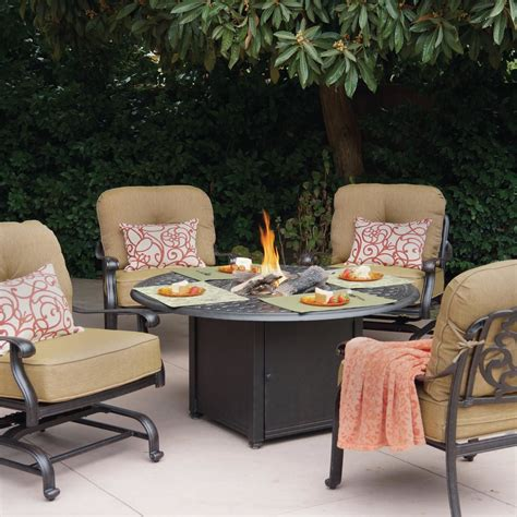 table l sets clearance fire pit table set clearance fire place and pits
