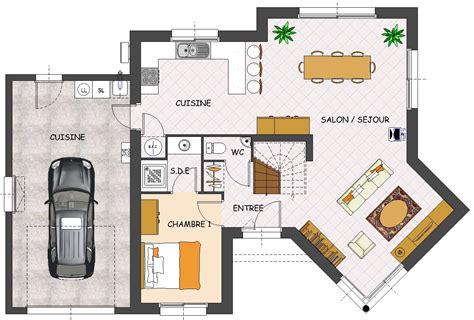 chambre parentale avec dressing et salle de bain chambre avec dressing et salle de bain gallery of modele