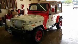 1992 Jeep Wrangler Jurassic Park