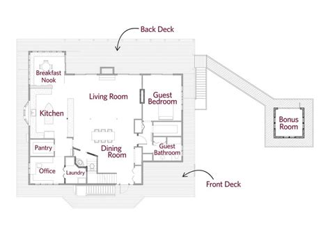 Home Design Diy : Floor Plans From Diy Network Blog Cabin 2016