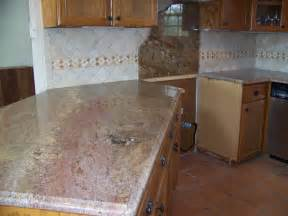 Crema Bordeaux Granite Countertops