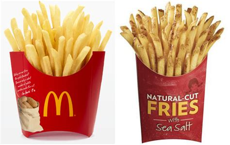 Wendy's Claims To Have Better Fries Than Mcdonald's In