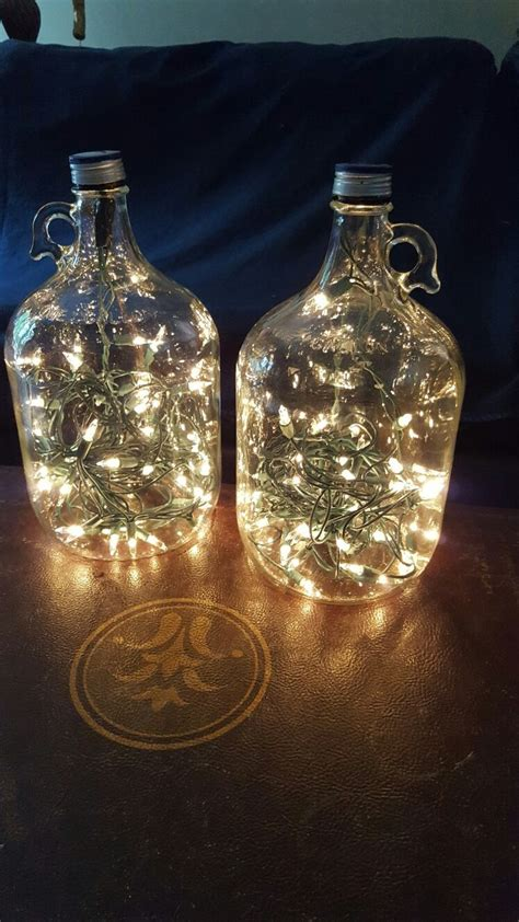 25 best ideas about wine jug crafts on pinterest glass