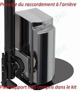 Kit Conduit Poele A Granule : kit raccordement d un po le granules tanche un ~ Edinachiropracticcenter.com Idées de Décoration