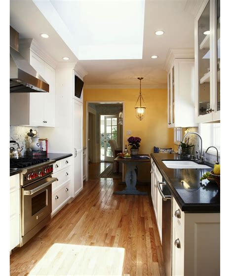 design ideas for galley kitchens the best galley kitchen designs for efficient small kitchen