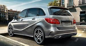 Mercedes Familiale : mercedes benz classe b 2016 ~ Gottalentnigeria.com Avis de Voitures
