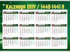 Download Kalender 2019 Masehi & Hijriyah Lengkap 4corelcom
