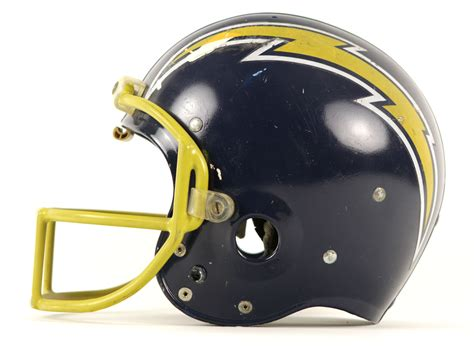 1971 Circa San Diego Chargers Game Worn