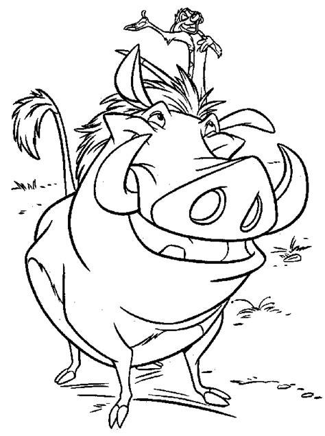 lion king coloring pages  coloringpagesabccom