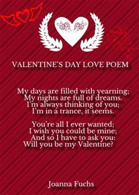 Happy Valentine's Day Poems for Him
