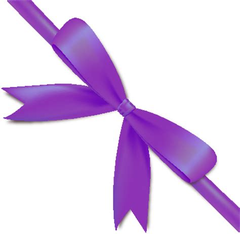 purple ribbon pictures    clipartmag