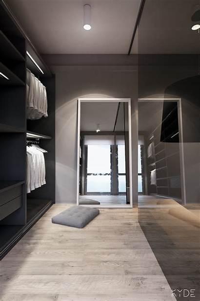Minimalist Interior Neutral Colors Scheme Wood Spacious