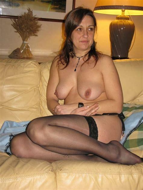 Mature Sex Curvy Mom Pussy