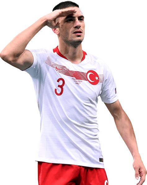 Merih Demiral football render - 55335 - FootyRenders