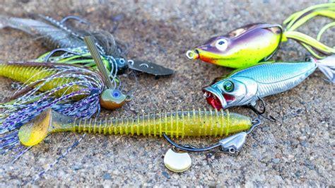 fishing pond bass techniques baits fish