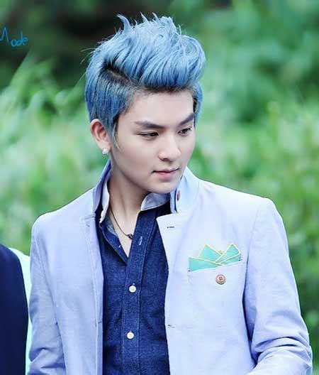 hair color  hairstyle ideas  men