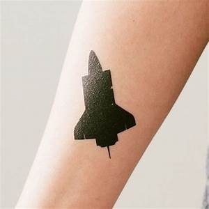 Space Shuttle Tattoo - Pics about space