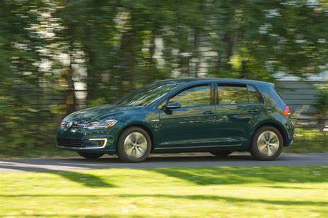 heres    volkswagen  golf    ev